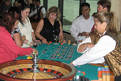 3rd Annual Casino Night