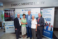 PMC Honors John C. Meditz